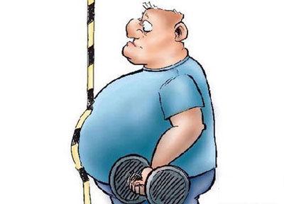 大肚子怎么减?大肚子总减不下去?