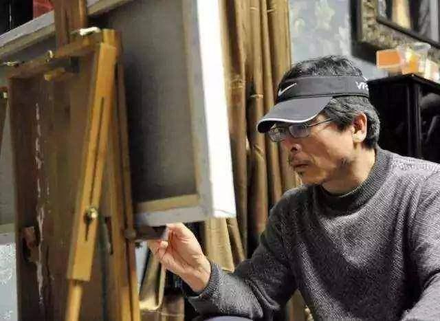 日本画家画少女人体 画风惊艳观众!