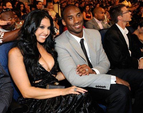 科比的性感娇妻  NBA的五大性感娇妻盘点