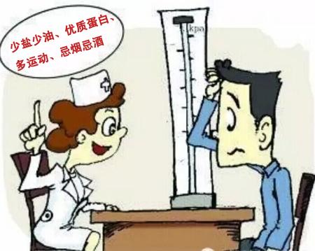 高血压的治疗与饮食 高血压的注意事项!