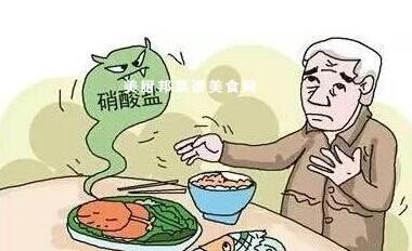 老人吃青菜中毒症状及表现