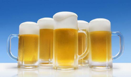 抗热消暑误区 啤酒解暑?