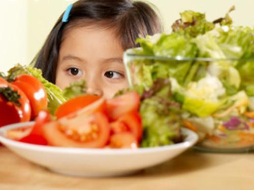 儿童健康饮食原则及注意事项