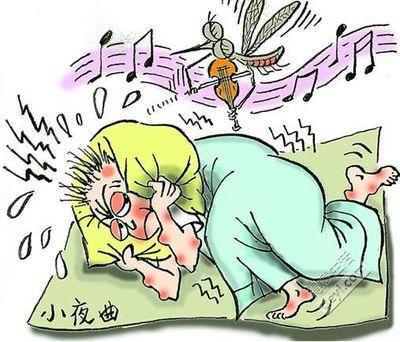 防蚊虫叮咬小窍门 消肿止痒的小窍门!