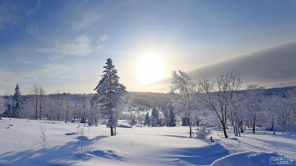 中国哪里的雪景最美?  中国最美雪景盘点