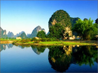 中国十大风景名胜  中国十大旅游风景区盘点!