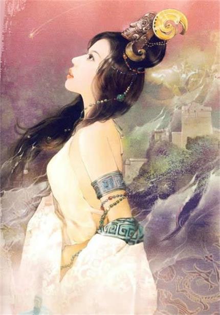 盘点中国古代四大著名的宠妃 美若天仙!