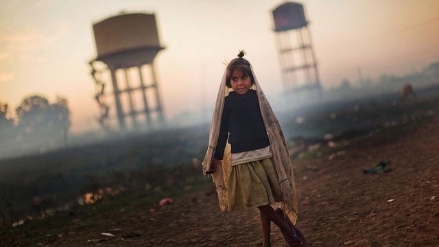 印度九岁女将政府告上法庭 为改善气候!