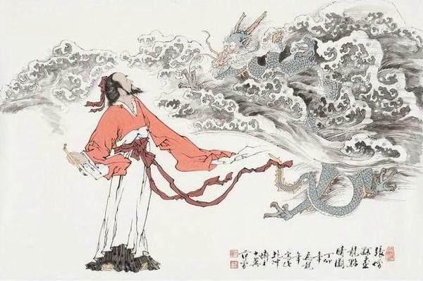 中国最牛画家:一个把龙画活了,一个把马画死了!
