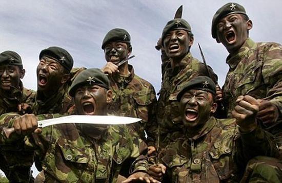 探营世界最神秘雇佣兵  全球最强十大雇佣军