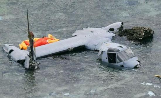 驻日美机迫降冲绳 为何事故频发