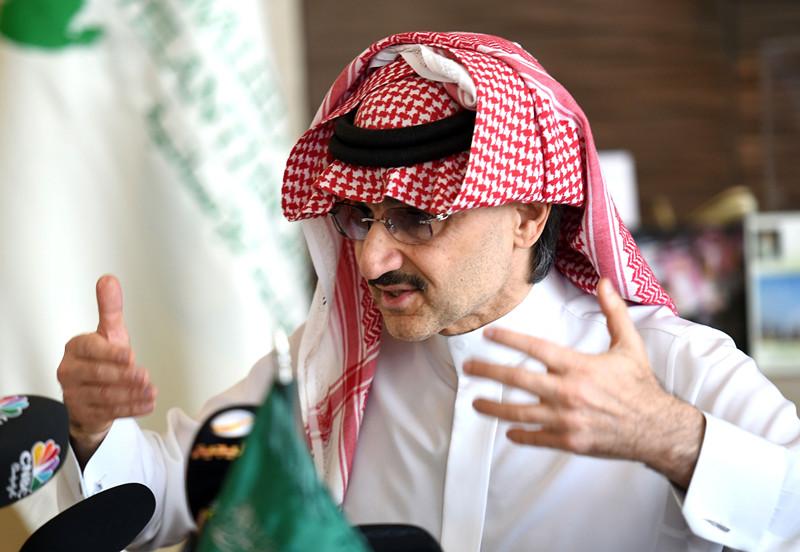 沙特王子首富仍被关 恢复自由需交天价保释金