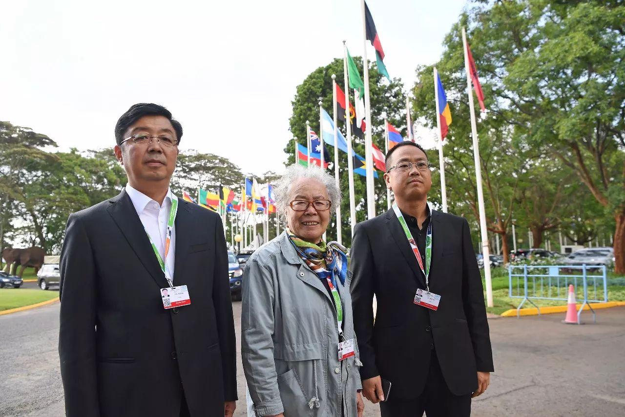 2017年联合国环保最高荣誉花落中国