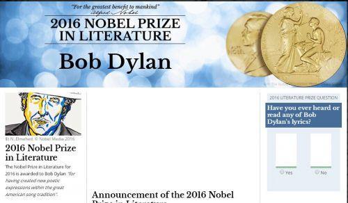 诺贝尔文学奖取消   为什么不发?