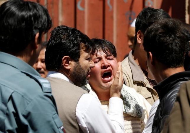 阿富汗发生炸弹袭击   选举将推迟