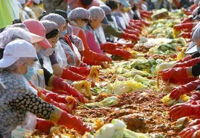 中国泡菜占领韩国   韩国泡菜从中国进口