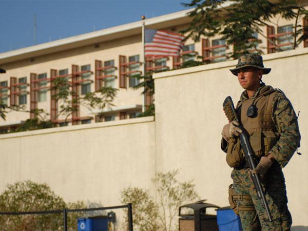 美国驻乌使馆发生爆炸  已进行刑事立案!