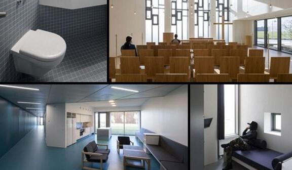 丹麦建豪华监狱   全球最人道的监狱
