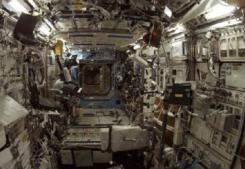 空间站核心舱曝光  成为全球的焦点