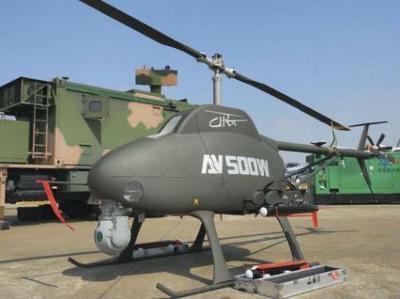 全世界仅有三国造的出来  中国无人机起飞重量为450公斤!