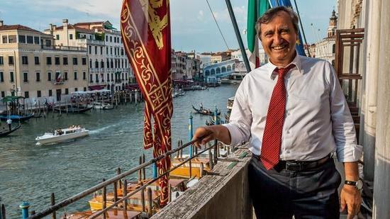 威尼斯现天价账单 市长回应亮了