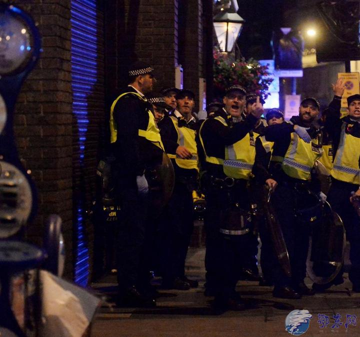 伦敦连发3起伤人事件 两起已定性为恐袭!