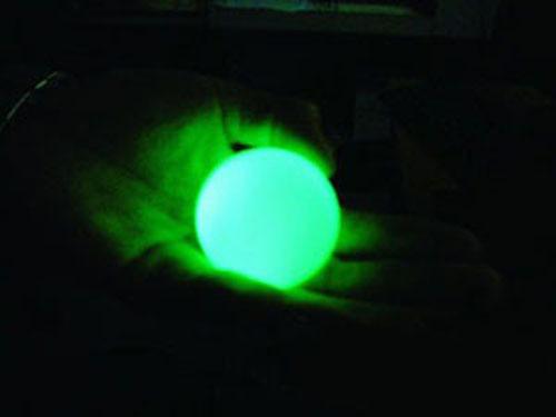 世界上最罕见的石头:夜明珠!