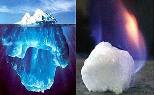 可燃冰是什么?可燃冰是什么物质?