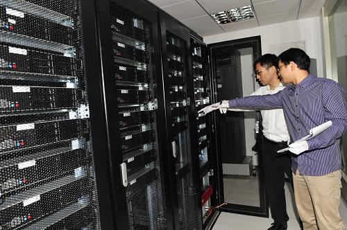 超级计算机的用途盘点!