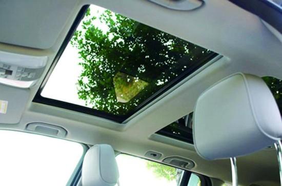 汽车天窗功能  汽车天窗有用吗?