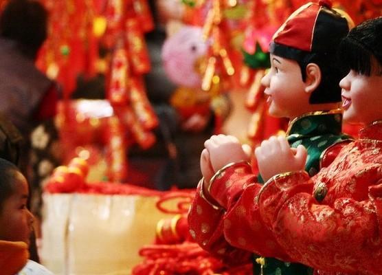 春节的习俗  春节的由来