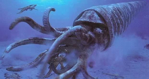 十大远古巨型怪物盘点!