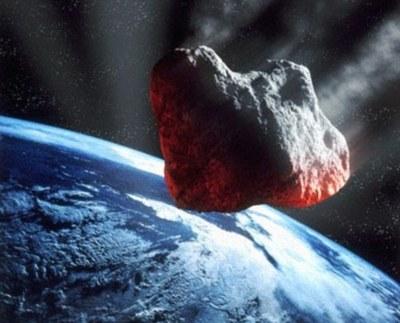 小行星将冲向地球   人类有危险吗?