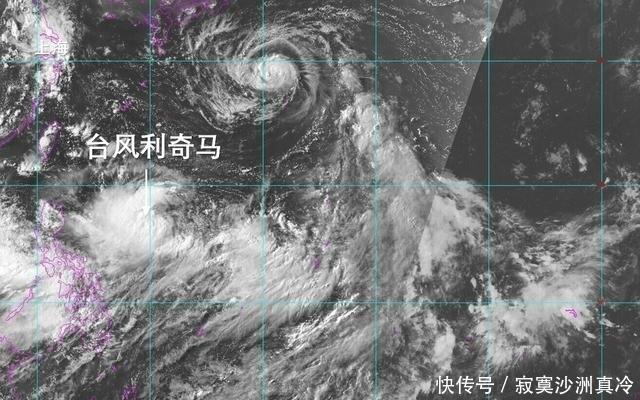 """9号利奇马台风 今年第9号台风""""利奇马""""动态"""