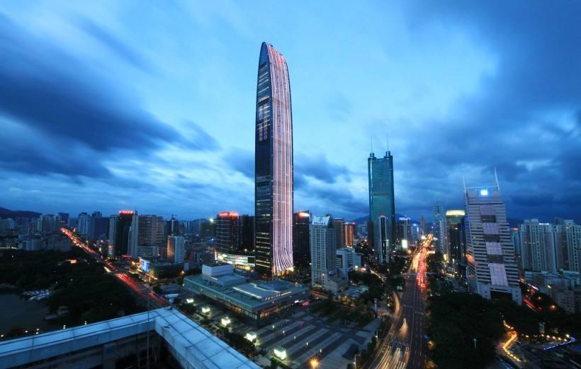 地球的经济中心为什么是深圳?