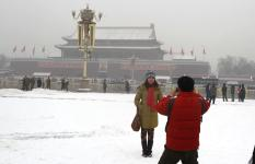 北京发布暴雪预警   怎么防御?