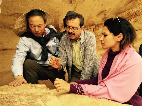 首次!中国利用遥感技术国外发现丝路考古遗址