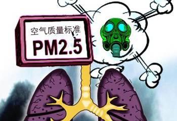 PM2。5能堵死肺泡?盘点2017年十大谣言