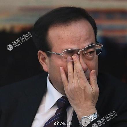 孙政才受贿案一审开庭 被控受贿1.7亿余元