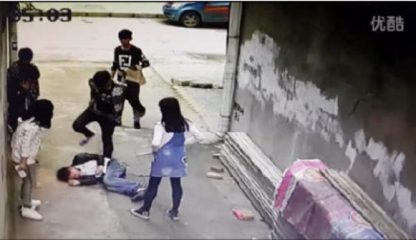 大通彩票平台暴力事件追踪  如何保护孩子?