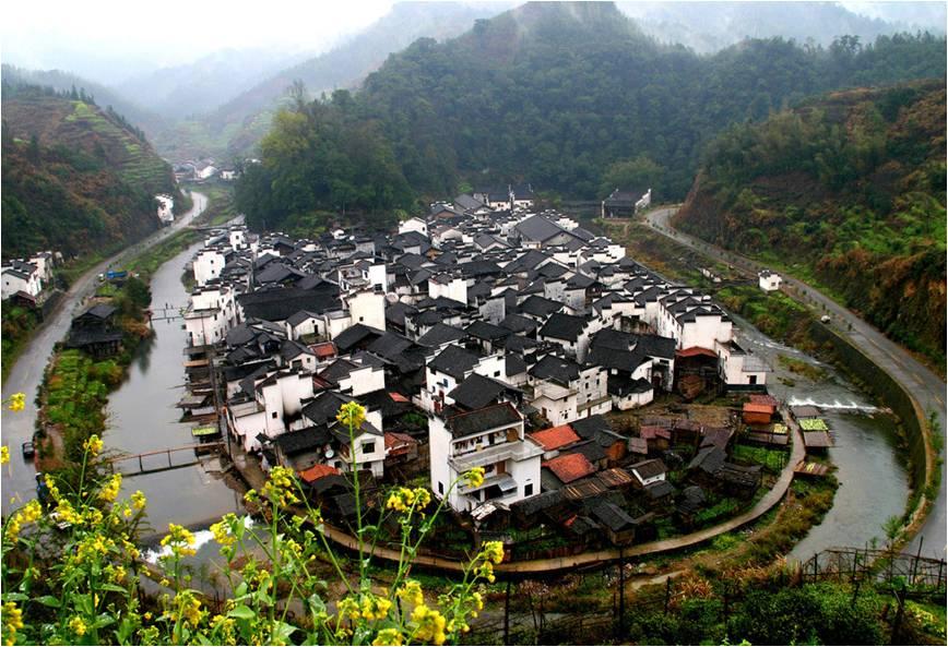 村庄的另一种生长方式  乡村旅游升级