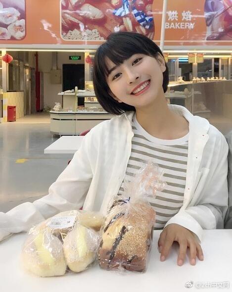 中国妹子引日本网友热议 火了!