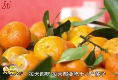 吃20斤橘险丧命  怎么回事?