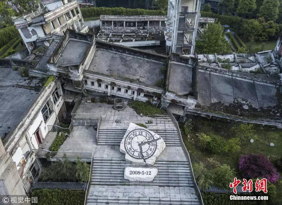 汶川地震11周年 汶川地震十一周年纪念图片