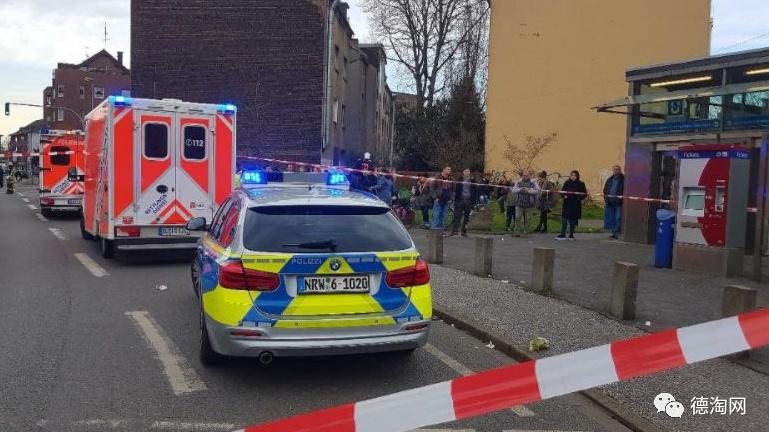 德国地铁列车相撞  至少22人受伤
