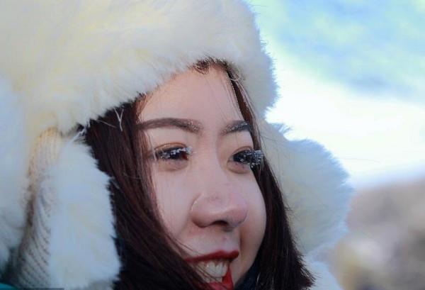 黑龙江漠河零下39℃ 冻成冰棍