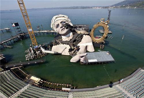 世界最恐怖的浮尸建筑盘点!