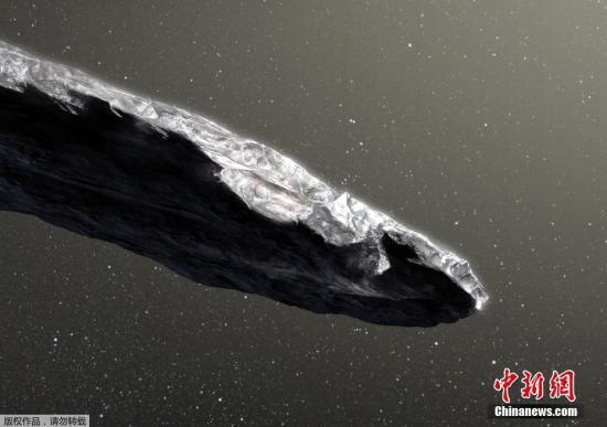 太阳系外来小行星   如何演变的?