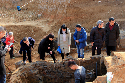 四川现宋代家族古墓群