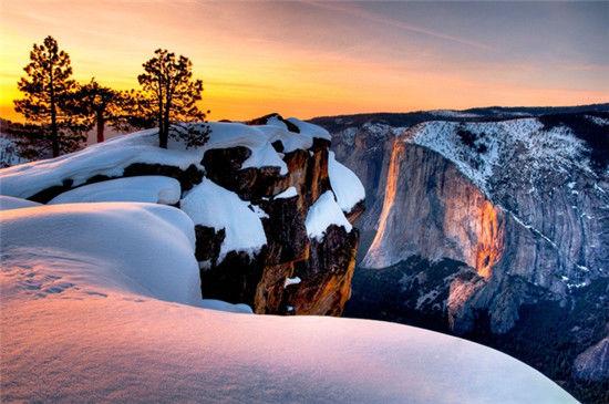 全球十大高山自然奇观 美的无法比喻!